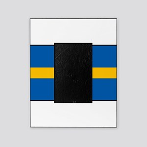 Sweden - Swedish Flag Picture Frame