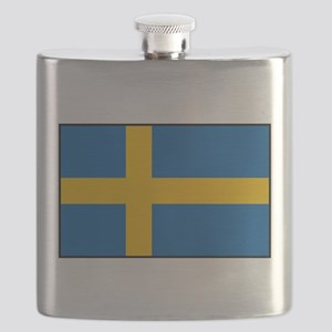 Sweden - Swedish Flag Flask