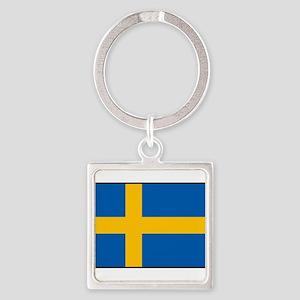 Sweden - Swedish Flag Keychains