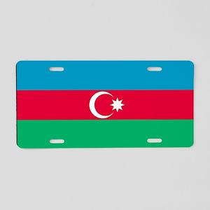 Azerbaijan - Azerbaijani National Flag Aluminum Li