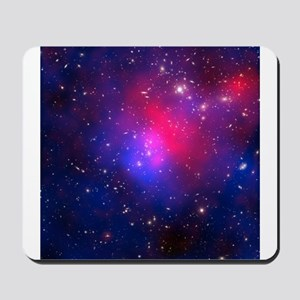 Pandoras Cluster Galaxy Space Mousepad
