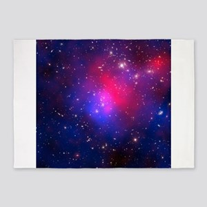 Pandoras Cluster Galaxy Space 5'x7'Area Rug