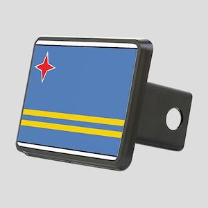 Aruba - Aruban National Flag Rectangular Hitch Cov