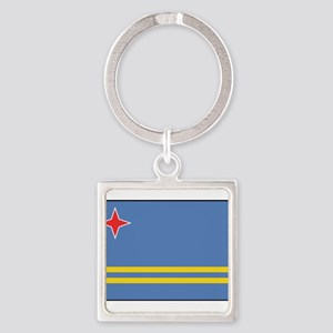 Aruba - Aruban National Flag Keychains