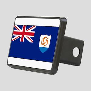 Anguilla - Anguillian Flag Rectangular Hitch Cover