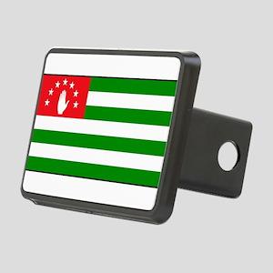Abkhazia - Abkhazian Flag Rectangular Hitch Cover
