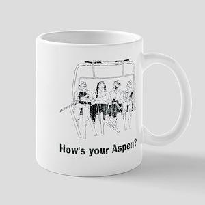 How's your Aspen? Mug