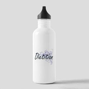 Dietitian Artistic Job Stainless Water Bottle 1.0L