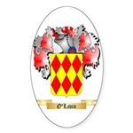 O'Lavin Sticker (Oval 50 pk)