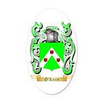 O'Kerin Oval Car Magnet
