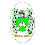 O'Kerin Sticker (Oval 50 pk)