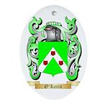 O'Kerin Oval Ornament