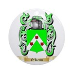 O'Kerin Round Ornament
