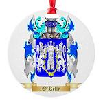 O'Kelly Round Ornament