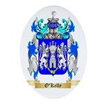 O'Kelly Oval Ornament