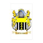O'Kelleher Sticker (Rectangle 50 pk)