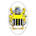 O'Kelleher Sticker (Oval 50 pk)