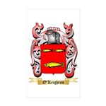 O'Keighron Sticker (Rectangle 10 pk)