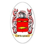 O'Keighron Sticker (Oval 50 pk)