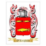 O'Keighron Small Poster