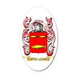 O'Keighron 35x21 Oval Wall Decal