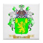 O'Keeffe Tile Coaster