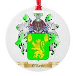 O'Keefe Round Ornament