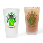 O'Keefe Drinking Glass