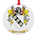 O'Keary Round Ornament