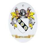 O'Keary Oval Ornament