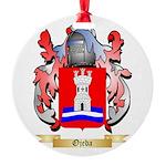 Ojeda Round Ornament