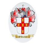 O'Hurley Oval Ornament