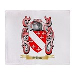 O'Hure Throw Blanket