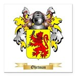 Ohrtman Square Car Magnet 3