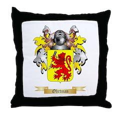 Ohrtman Throw Pillow