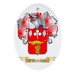 O'Hourihane Oval Ornament