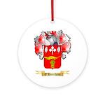 O'Hourihane Round Ornament