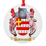O'Hosey Round Ornament