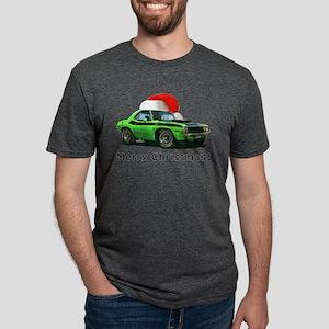 BabyAmericanMuscleCar_70_chal_xmas-green T-Shirt