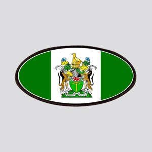 Flag of Rhodesia Patch