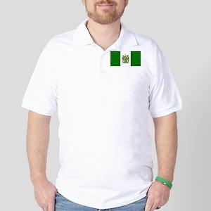Flag of Rhodesia Golf Shirt