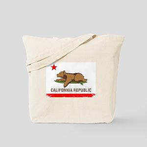 Surfing CA cub Tote Bag