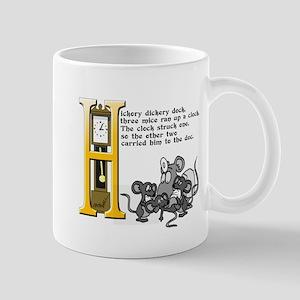 Hickory Dickory Dock Mug