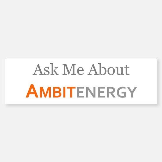 Ambit Energy Bumper Bumper Bumper Sticker