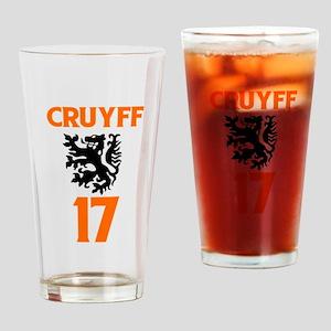 Cruyff 1974 Drinking Glass