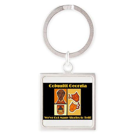 Colquitt Georgia Keychains