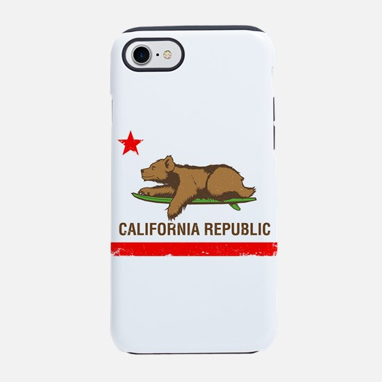 Surfing CA cub iPhone 8/7 Tough Case
