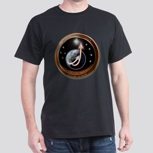 Launch Systems Drt. Logo Dark T-Shirt