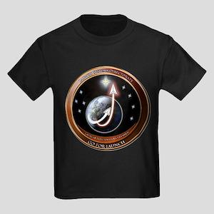 Launch Systems Drt. Logo Kids Dark T-Shirt