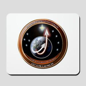 Launch Systems Drt. Logo Mousepad
